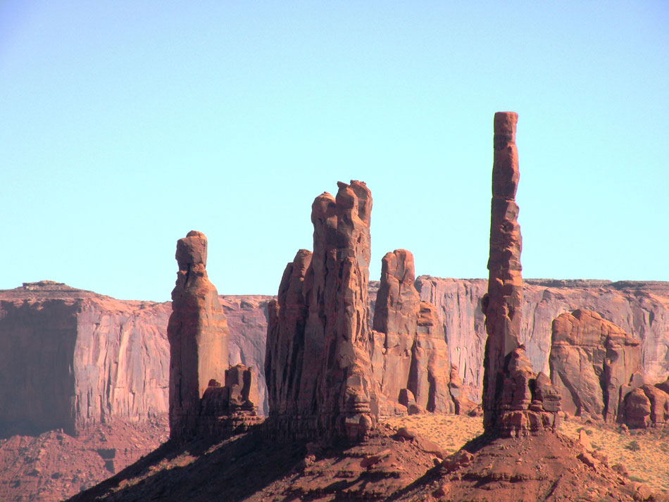 Monument valley e riserve indiane