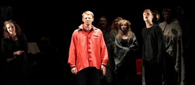 Nekrošius a Pordenone: e Dante parla lituano